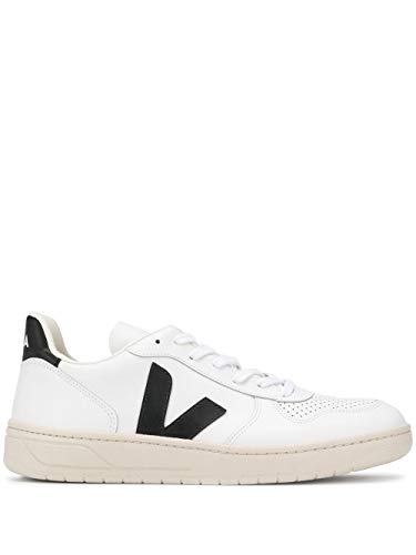 Luxury Fashion | Veja Heren VX020005 Wit Leer Sneakers | Lente-zomer 20