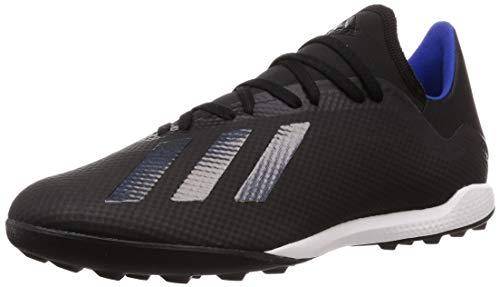 adidas Herren X 18.3 Tf Fußballschuhe, Mehrfarbig (Negbás/Negbás/Azufue 000), 45 1/3 EU
