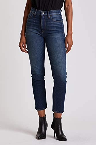 HUDSON Jeans Women s Holly HIGH Rise Crop Straight Impromptu 29 product image