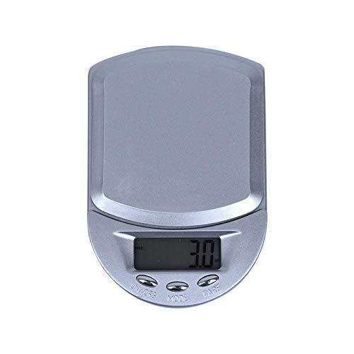Taschenwaage Feinwaage Digitalwaage Waage500 g 0,1 g LCD Digital Schmuckwaage Hängeskala Handwaage Reisewaage