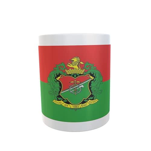 U24 Tasse Kaffeebecher Mug Cup Flagge Limbach-Oberfrohna