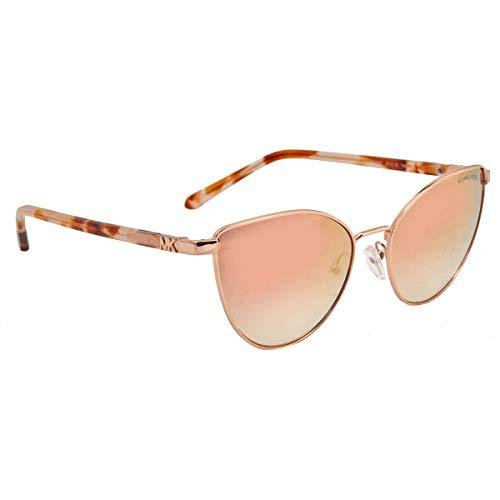 Michael Kors 0MK1052 Gafas de sol, Rose Gold, 57 para Mujer