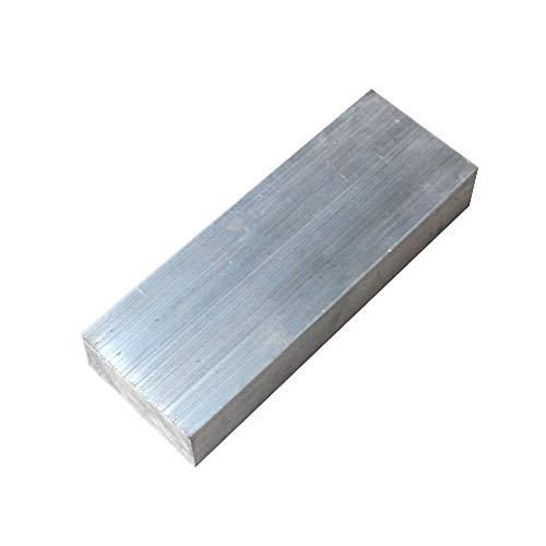 JKGHK Barra Plana de Aluminio,Puede Usarse para Soldar,La Longitud es de 500 mm,15mm x 30mm x 500mm