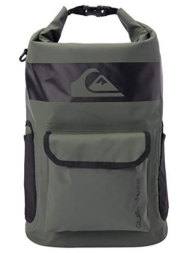 mochila enrollable de la marca Quiksilver