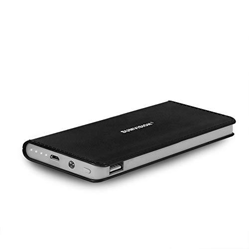 Sumvision S50 5000mAH Rápido Portátil Resistente Cargador Externo Power Bank Batería Pack 5V 1A Puerto USB Alta Capacidad para IPHONE 6/5 / 5S/4S/3GS/3G ,IPAD Air / 4/3/2 ; Samsung Galaxy S4 S3 S2 Ace