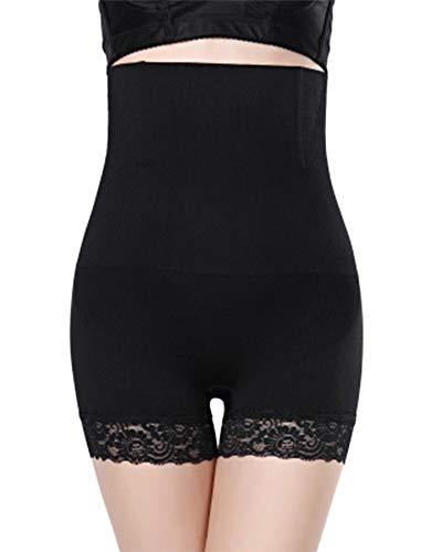 Shaoyao Mujer Lencería Moldeando Ropa High-Waist Bragas Encaje Interior Braguitas Moldeadoras Pantalón