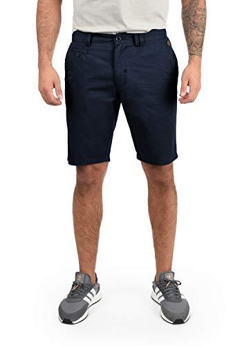 BLEND Sasuke Herren Chino Shorts kurze Hose, Größe:XXL;Farbe:Navy (70230)