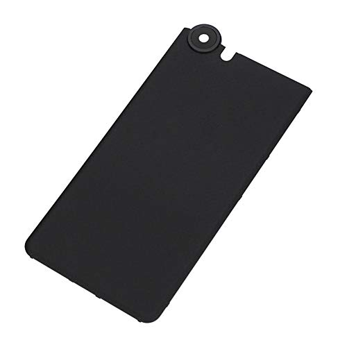 Battery Case for BlackBerry KEYone, Mobile Phone Back Battery Cover Cell Phone Accessories(Black)