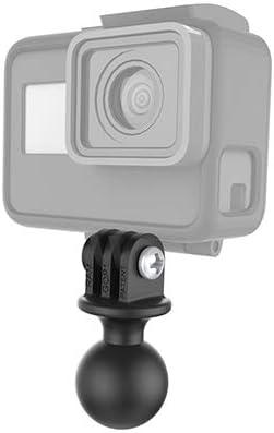 RAM Mounts RAP-B-202U-GOP1 Action Camera Universal Ball Adapter with B Size 1