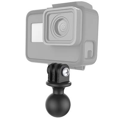 """Ram-Mount Adapter RAP-B-202U-GOP1 für GoPro HERO4, 3+, 3, 2, 1 und Actionpro X7 Actioncam, W/ 1\"""" Ball"""