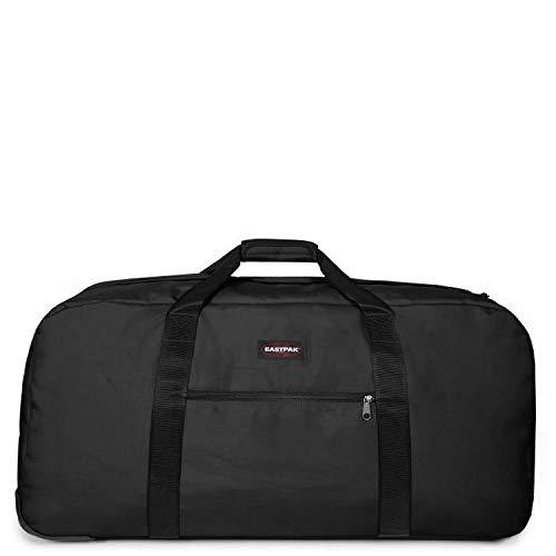 Eastpak Warehouse + Bolsa de Viaje, 81 cm, 135 Liters, Negro (Black)