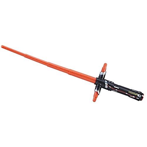 Star Wars 8 Kylo REN Lightsaber, Multicolor (Hasbro B3691EU4)