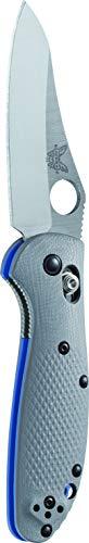 Benchmade 555-1 Mini GRIPTILIAN, G10, Taschenmesser