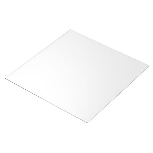 0.5mm Clear Thin PETG Plastic Sheet 7 Sizes to Choose Model Making Dolls House Windows (420mm x 297mm / A3)