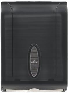 GP 56650/01 translúcido Combinación Humo C-Fold o Papel Multifold Towel Dispenser,