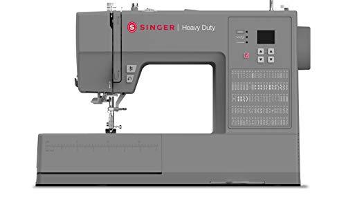 Máquina de Costura Singer, Heavy Duty HD6605, Eletrônica, Bivolt