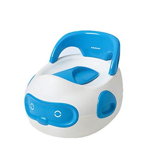 BTPDIAN Babytoilet toilet mannelijk en vrouwelijk babyzitje wastafel kind toilet 1-3-6 jaar oud toilet Kind toiletbril,