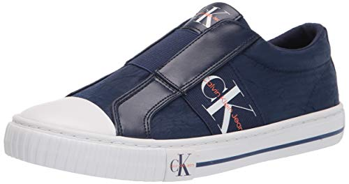 Calvin Klein Women's kcCAMRYN Sneaker, Blue426