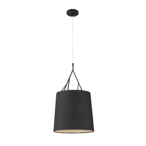 FARO BARCELONA 29864 Tree Suspension Noir 1L