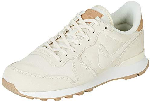 Nike Damen Internationalist Laufschuh, Pale Ivory/Blanco Cumbre/Linen, 36.5 EU