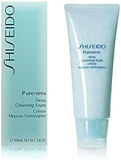 Shiseido Cleanser 3.3 Oz Pureness Deep Cleansing Foam For Women