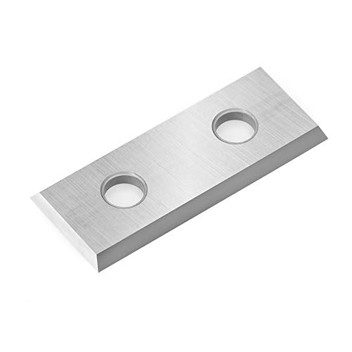 Amana Tool - HRK-30 Solid Carbide 4 Cutting Edges Insert Knife MDF, Chipboard, Solid Surfa