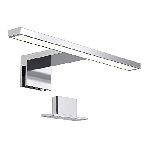 LED Spiegelleuchte Dailyart Spiegel mit Beleuchtung 5W 230V 30CM Badezimmer Lampe für Spiegelschrank Bad 4000K Neutral-weiß Badlampe IP44 Spiegellampe [Energieklasse A+]