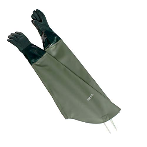 Redneck Convent Trapping Gauntlet Gloves