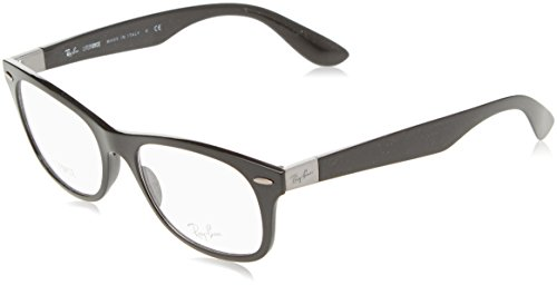 Ray-Ban 0RX7032 Black/Clear Lens One Size