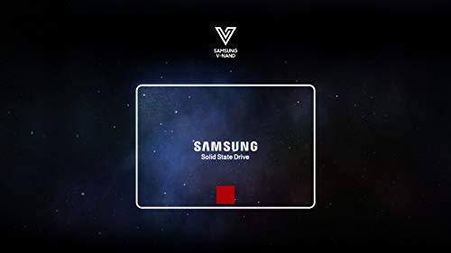Samsung 860 PRO 512GB V-NAND Solid State Drive (MZ-76P512BW)