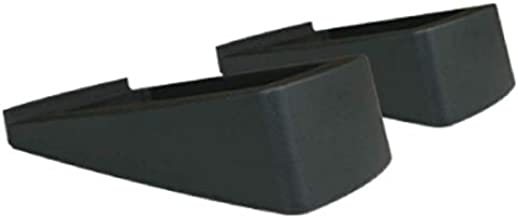 Audioengine DS1 Desktop Speaker Stands, Vibration Damping Tilted Silicone Tabletop Stands (Pair)