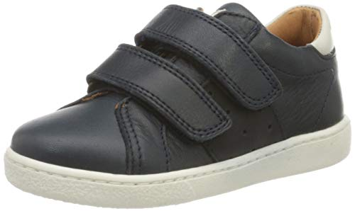 Bisgaard Jungen Kadi Sneaker, Blau (Navy 1401), 30 EU