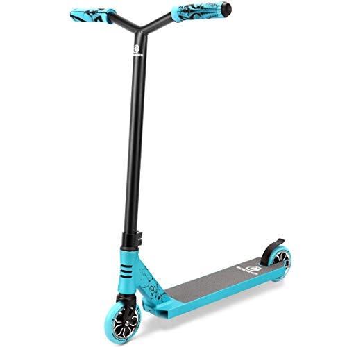 Best Price Boenoea Pro Scooters Freestyle Stunt Scooter for Kids 6Years and Up