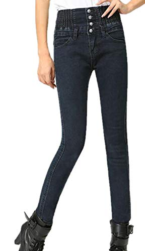 Babao vrouwen skinny jeans hoge Rise stretch jeans broek
