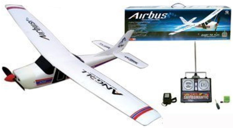 34  wingspan Angel Air bus r c plane by AZ Importer