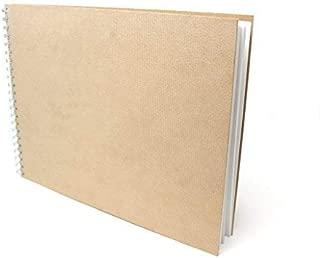 Artway Enviro (Recycled) Spiral Sketch Book/Drawing Pad - 14