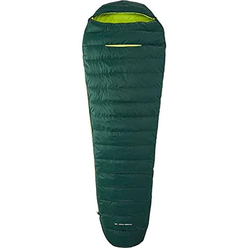 Y by Nordisk Tension Mummy 300 Schlafsack M schwarz/grün Ausführung Left Zipper 2021 Quechua Schlafsack