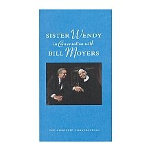 Sister Wendy in Conversation With Bill Moyers: The Complete Conversation 1578070775 Book Cover