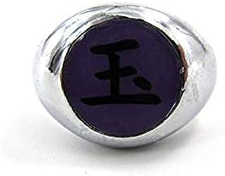 Jebester Ninja Uchiha Itachi Shu Cosplay Anime Ring (Sasori)