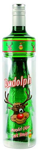 Rudolph Mandellikör mit Honig 17% vol alc. (1x0,5l)
