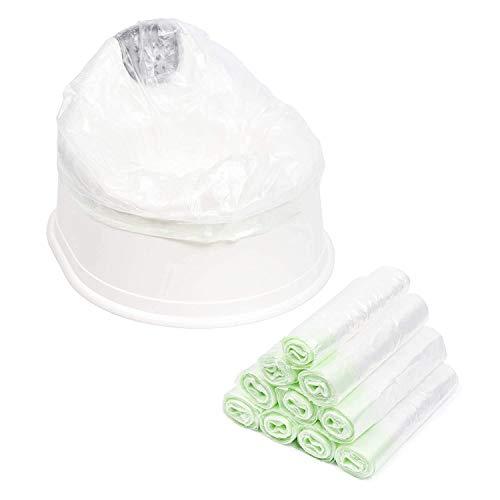 chuckle 100 Sacchetti per Vasino - Igienici e Pratici - Ideale per i Viaggi