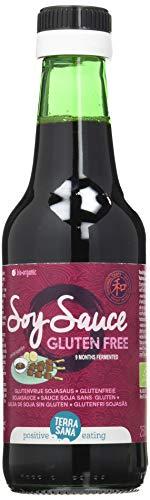 Terrasana Salsa De Soja Sin Gluten Disponible Desde 1/9 250 250 Ml 250 ml