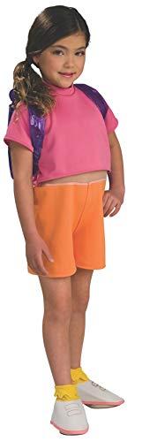 Dora the Explorer Child's Dora Costume with Backpack, Medium