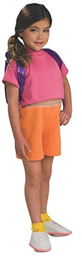 Nick Jr. Dora the Explorer Child's Dora Costume with Backpack, Small - http://coolthings.us