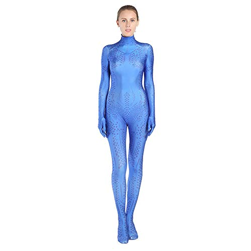 Hope X-Men Mystique Anime Kostüm Kostüm Siamese Strumpfhosen Halloween Cosplay Kleidung Overall Film Party Maskerade Requisiten,Adult-XXXL