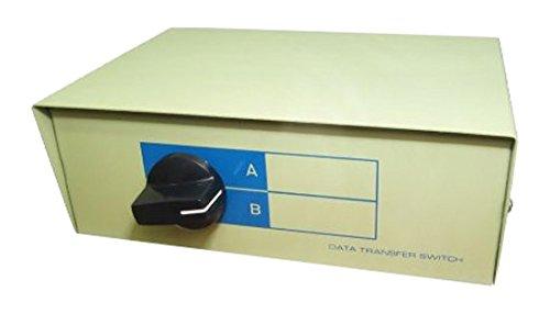 SVGA/VGA switch-box, 2-weg voor TFT/CRT/LCD/LED TV/Monitor