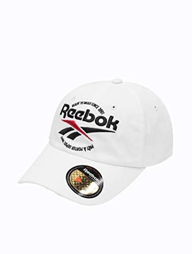 Reebok Herren Snapback Caps Graphics RTW weiß Verstellbar