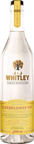 JJ Whitley Elderflower Gin (1 x 0.7 l)