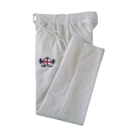 CRICKET TROUSER WITH ENGLAND LOGO 13-14 YEARS OLD