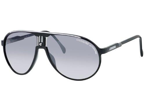Carrera Gafas de sol Champion/M - BSC/IC: Negro/Plata